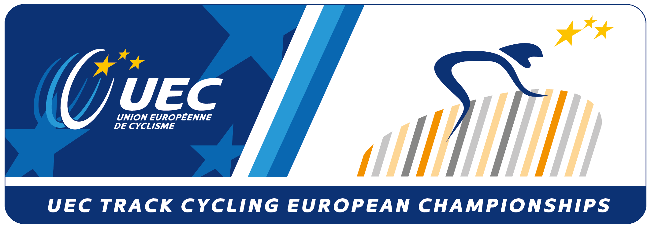 EK Baanwielrennen logo